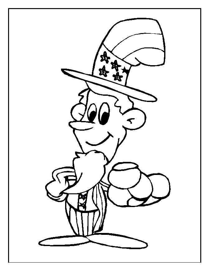 4th Of July Coloring Pages Free Printable 4th Of July Coloring Pages For Kids For 4th Of July Decor Indepen July Colors Felt Pattern Coloring Pages For Kids