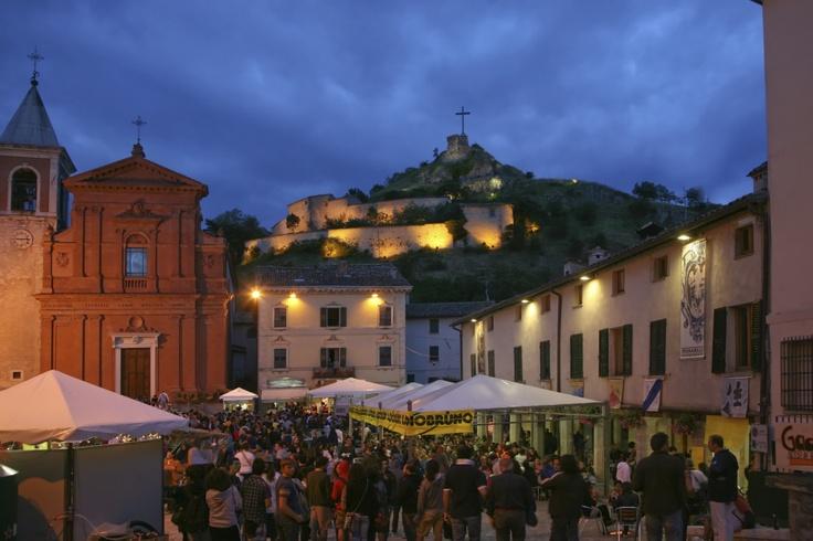 il borgo.  #pennabilli #emiliaromagna #rivieradirimini