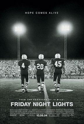 10.) Friday Night Lights (2004)Filmed in Manhattan