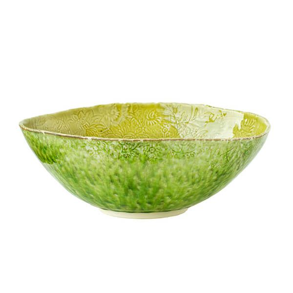 Large Bowl | Handmade Ceramics | Dishwasher safe. Made by Sthal and available in our Winchester Shop.