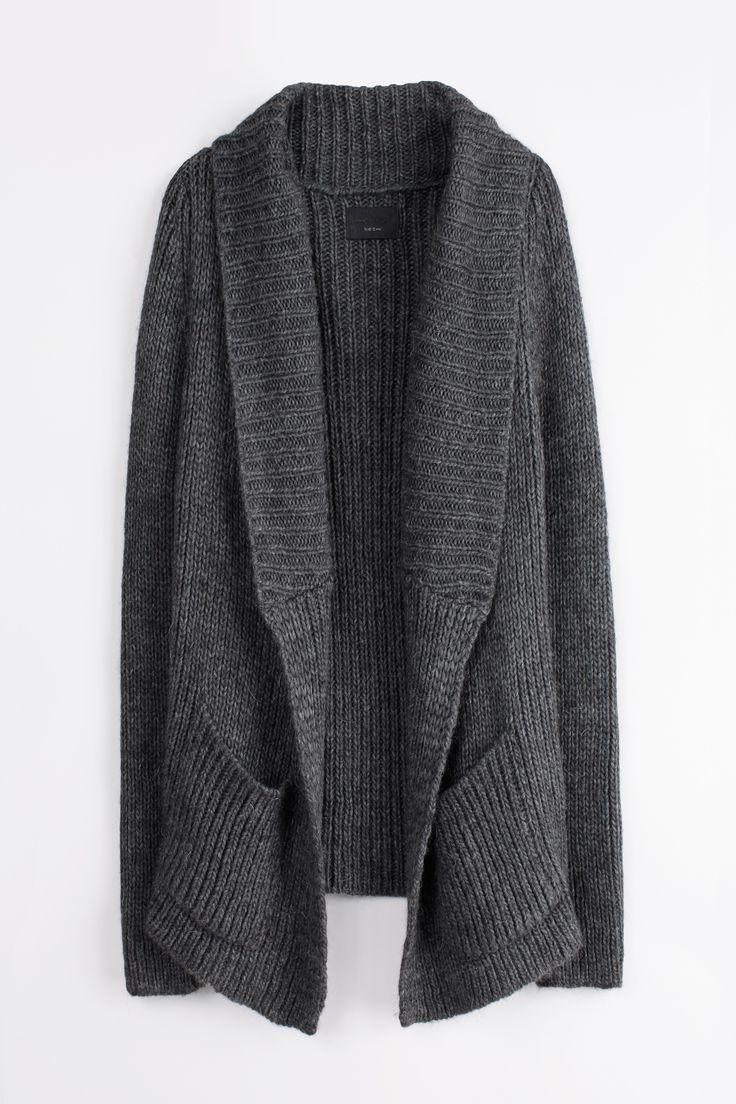 cardigan for man mitch acl anthracite Zadig&Voltaire