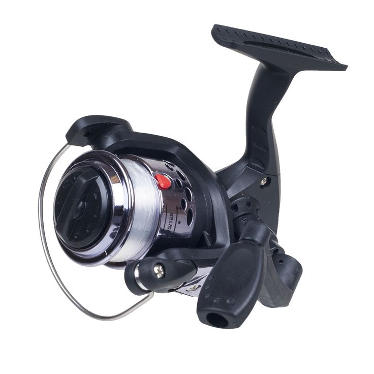 Trademark Gone Fishing NF3000 Spin Open Face Fishing Reel