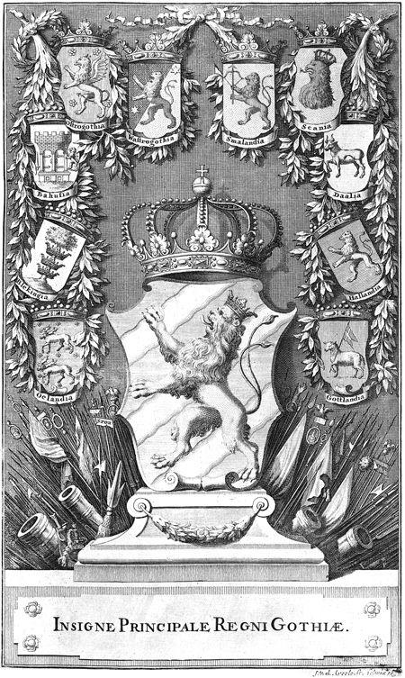 Göta kungarikes vapen | Mimer bokförlag