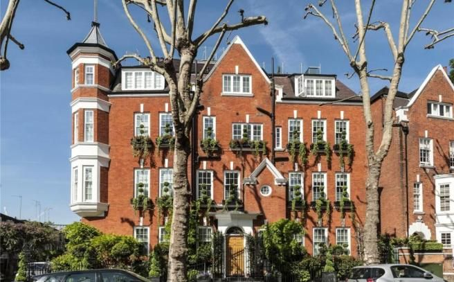 6 bedroom detached house for sale Melbury Road, London, W14