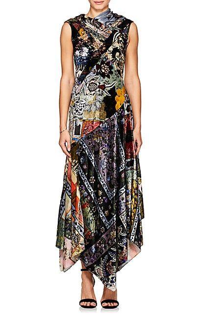 050b9da065b We Adore  The Reza Velvet Maxi Dress from Erdem at Barneys New York ...