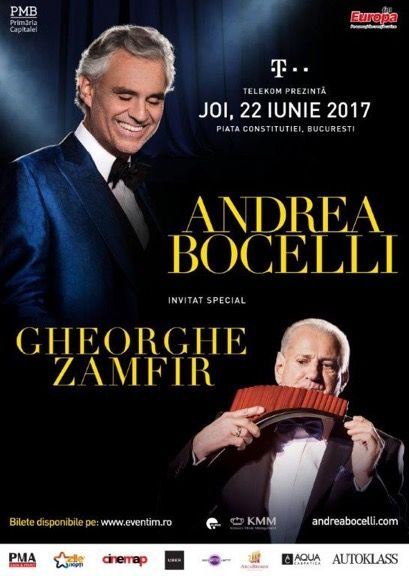 Check it out!  The amazing Zamfir in duet with Andrea Bocelli