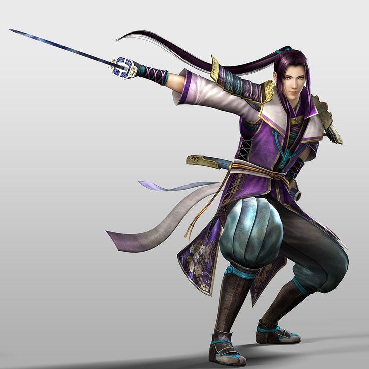 Mitsuhide Akechi | Samurai Warriors 4