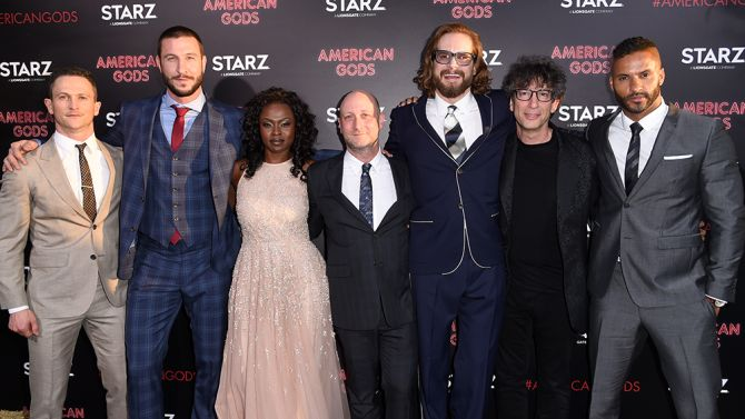 American Gods' Premiere: Cast Says Starz Show Is Most Relevant Now ...