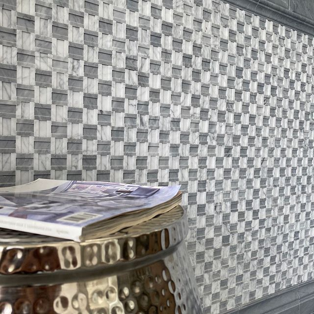 Farmingville New York 3d Tile In 2020 Marble Wall Tiles 3d Tiles Wall Patterns
