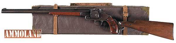 revolver rifle - Google Search