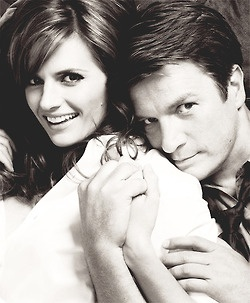 Castle Gorgeous photo of Caskett   ///    love this show