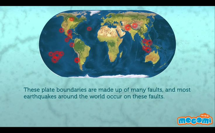 What is an Earthquake? Facts & Information | Mocomi Kids