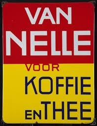 Emaille reclame