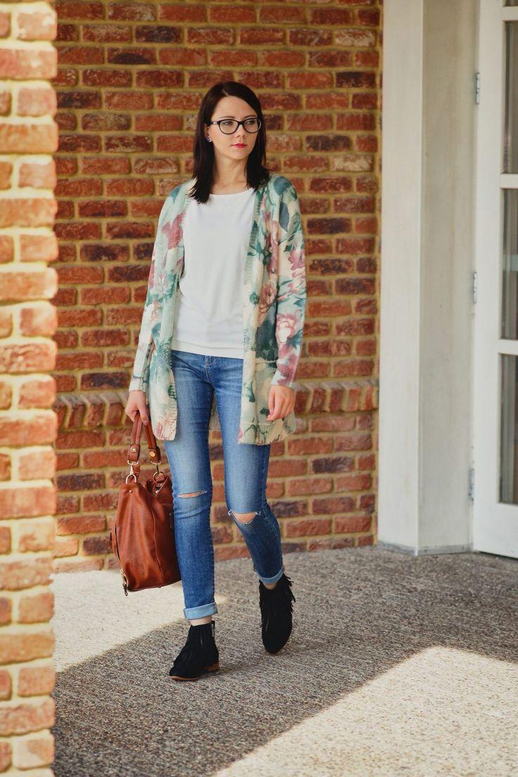 Jesienny casual- stylizacja na co dzień - Fashion & More