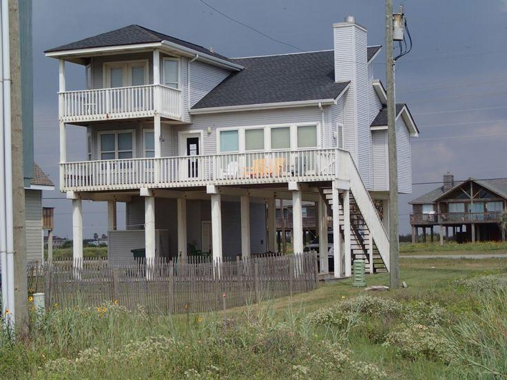 Sea isle vacation rental vrbo 489333 3 br galveston house in tx beautiful