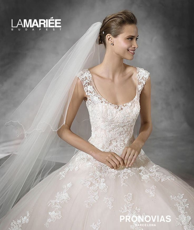 Bia esküvői ruha Pronovias 2016 kollekció La Mariée Budapest szalon http://mobile.lamariee.hu/eskuvoi-ruha/pronovias/bia_2