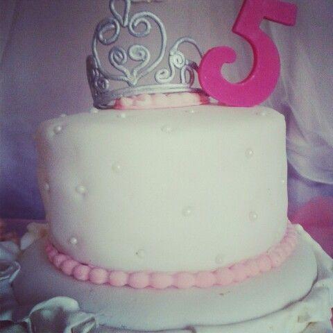 Princess birthday party decoration
