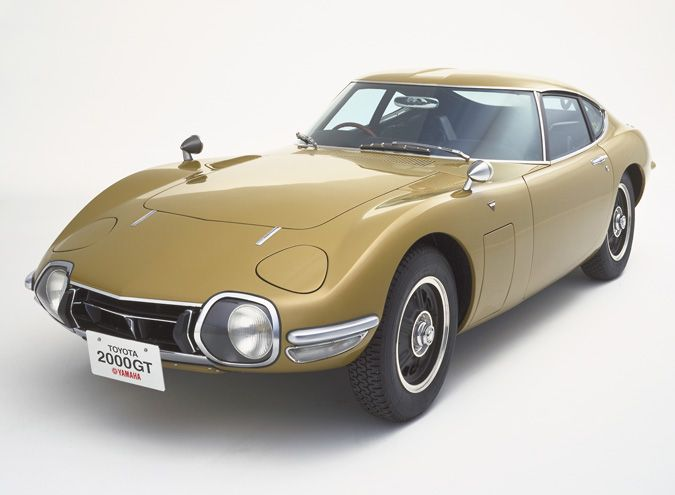 toyota 2000gt | TOYOTA 2000GT(1967 / Automobile & Engine)