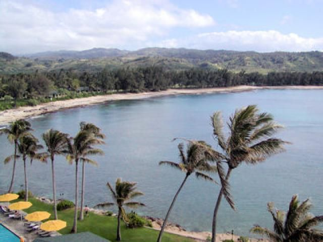 Let's Take a Drive Along Oahu's Fabled North Shore: Turtle Bay