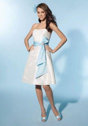 61 best Cheap Wedding Dresses images on Pinterest | Short wedding ...