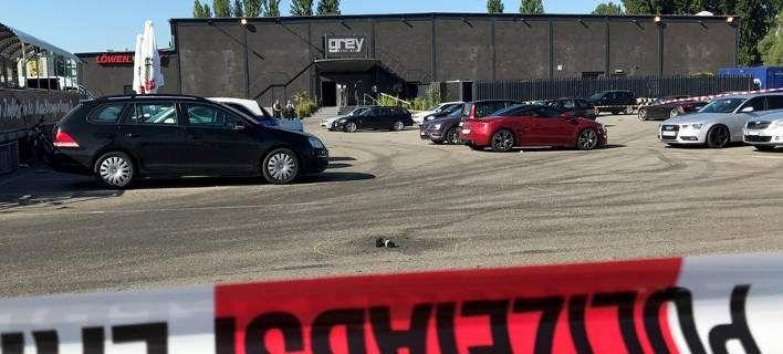 Πυροβολισμοί σε κλαμπ στη Γερμανία: Νεκρός ένας θαμώνας και ο δράστης 4 τραυματίες