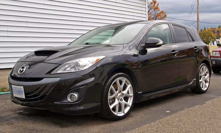2010 Mazdaspeed3 turcharged 2.3 litre disi 4 cyl.