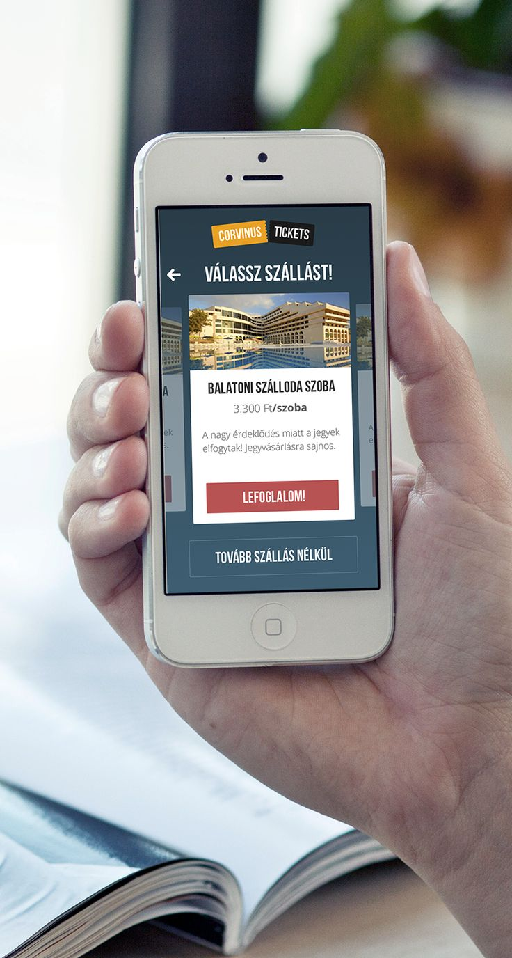 Online ticket and hotel booking app.