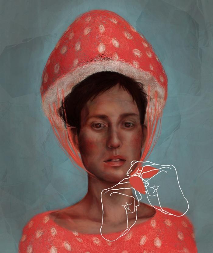 Acid Baby   Magdalena Kapinos inspiration