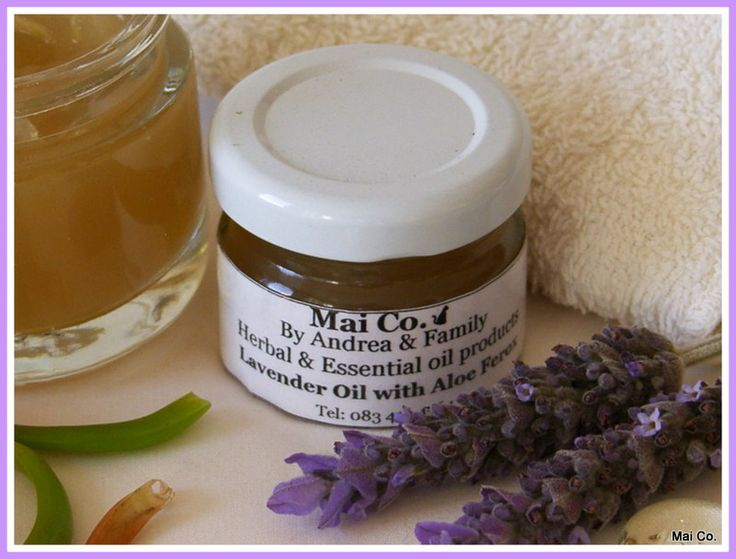 A wonderful treat for the skin - using Mai Co Lavender & Aloe Ferox Gel will make a wonderful eye gel or skin tonic before bed! Working on the skins natural elastin and collagen - your skin will feel smooth, healthy, lush and plump....no more worries about those wrinkles!