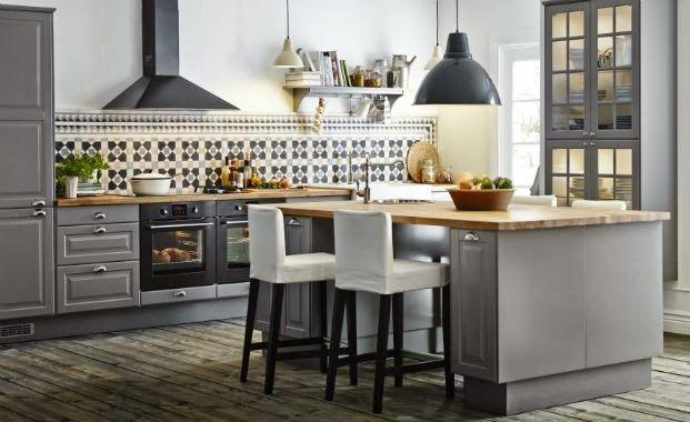 mutfakta gri trendi