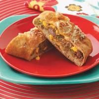 French Cheeseburger Loaf Photo