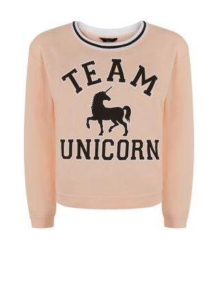 Love it go team unicorns