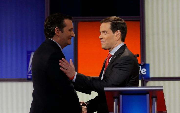 He lied and he dodged, but online polls, for whatever they're worth, gave it to the Florida senator. But will this debate finally move the needle for him? So it looks like Marco Rubio won last night. That's what online polls are telling me. Well, him and Rand Paul, but the Pauls—Rand and his pops—have always had battalions of nerds who go online and click their names over and over again (although he did do fine, but at this point what does it matter?).