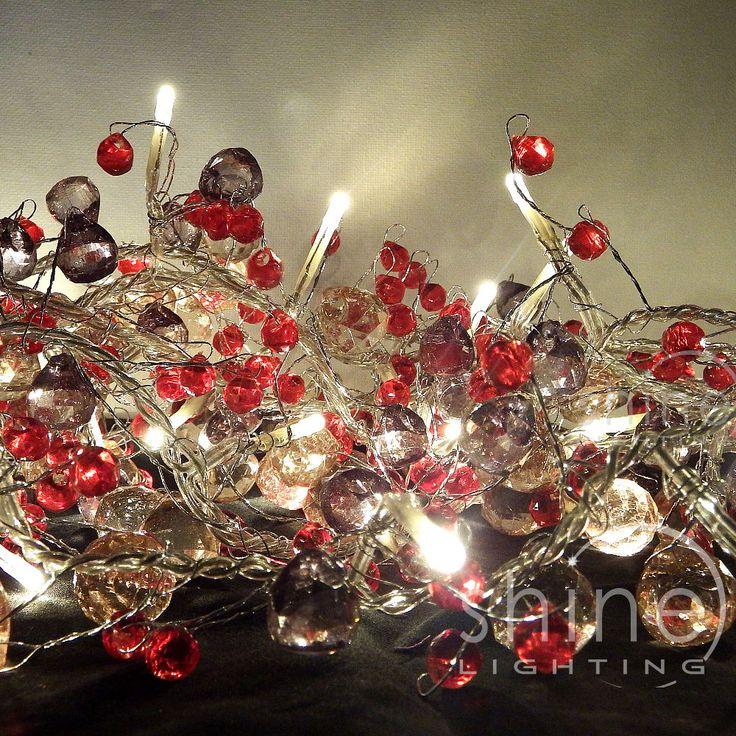 String Lights Mains : 46 Best images about Christmas Decorative Ideas on Pinterest String lights, Tea light holder ...