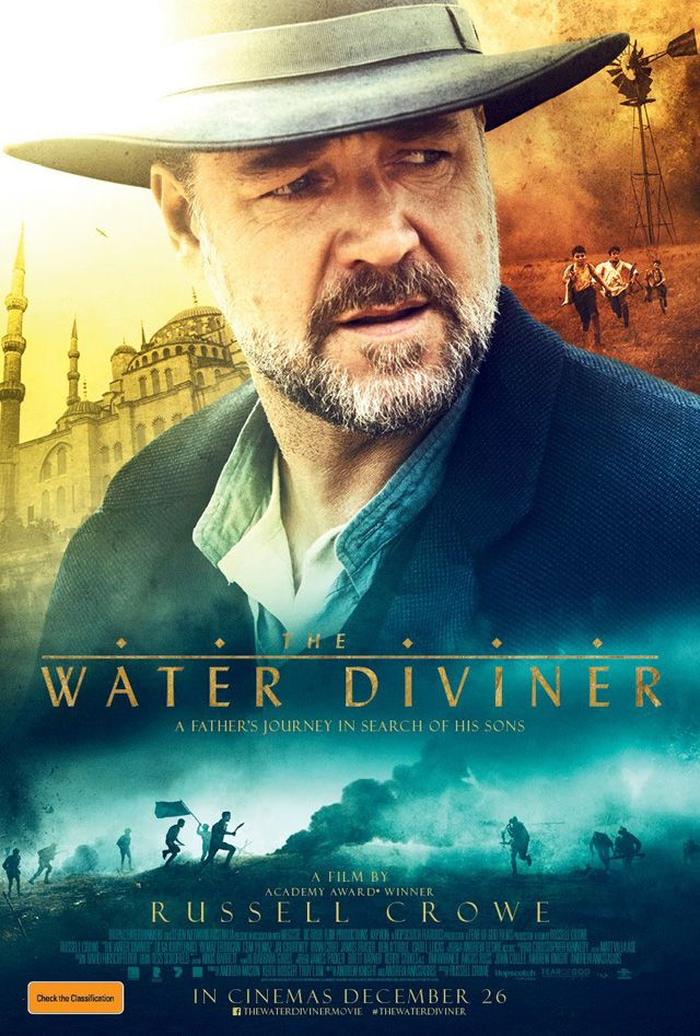 The Trailer and Poster for Russell Crowe's The Water Diviner - ComingSoon.net