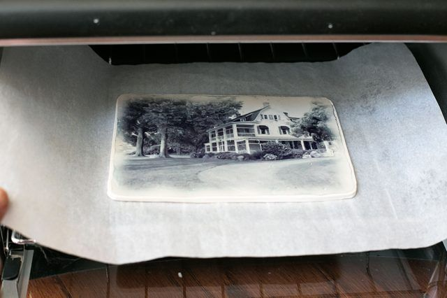 How to Transfer Photos onto Ceramic Tiles (with Pictures) | eHow | Crafts | Pinterest | Photo ...