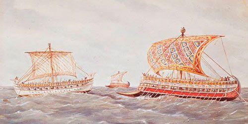 """La Cultura Fenicia era de raza semita, procedentes posiblemente de las costas del golfo Pérsico. El nombre que les daban era """"kenaʿani"""", «canaaneos»."""
