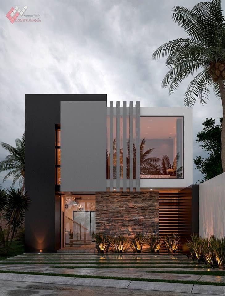 20 Best Of Minimalist House Designs Simple Unique And Modern Eksterior Modern Desain Eksterior Arsitektur Modern Modern minimalist house plan