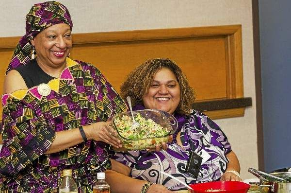 Lorain Library celebrates Kwanzaa culture and history