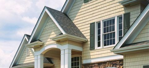 Fiber Cement Siding - Exploring house siding options for your home? A siding contractor lists the pros & cons of fiber cement siding