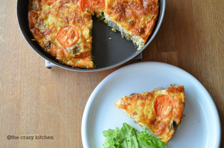 Oven Baked Tortilla - the April winner of Recipes for Life