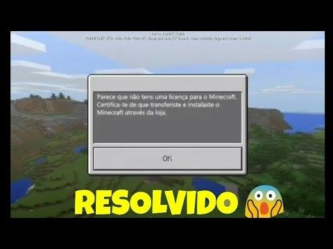 Remova a Verificação de Licença no Minecraft PE 1.2.1