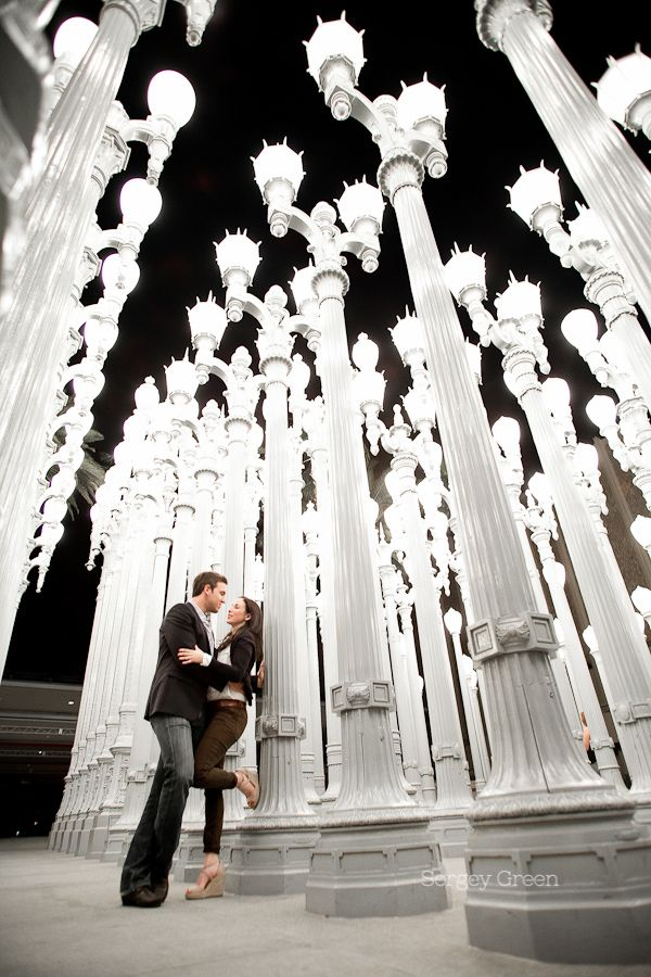 Griffith Observatory Los Angeles, In-N-Out, LACMA... - Los Angeles Wedding photographer Sergey Green