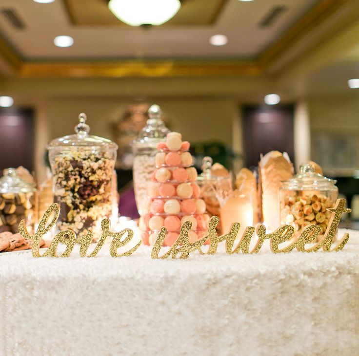 Wedding Sweet Table: Best 25+ Dessert Tables Ideas On Pinterest