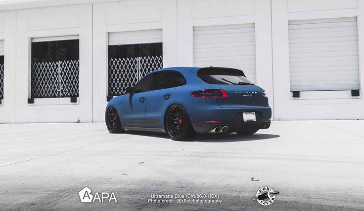 Ultra Matt Blue (CW/86.0-HSX): un vellutato e profondo blu che cattura i sensi. Ultra Matt Blue (CW/86.0-HSX): a velvety and deep blue that captures your senses. #selfadhesive #apastickers #apafilms #apafolie #apavinyl #ultramattblue #mattblue #velvetblue #carfoil #carwrap #carwrapping #ilw #ilovewrapping #apainside
