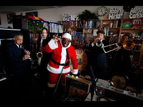 Preservation Hall Jazz Band: NPR Music Tiny Desk Concert