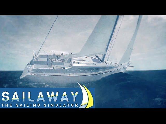Sailaway - The Sailing Simulator - http://gamesitereviews.com/sailaway-the-sailing-simulator/