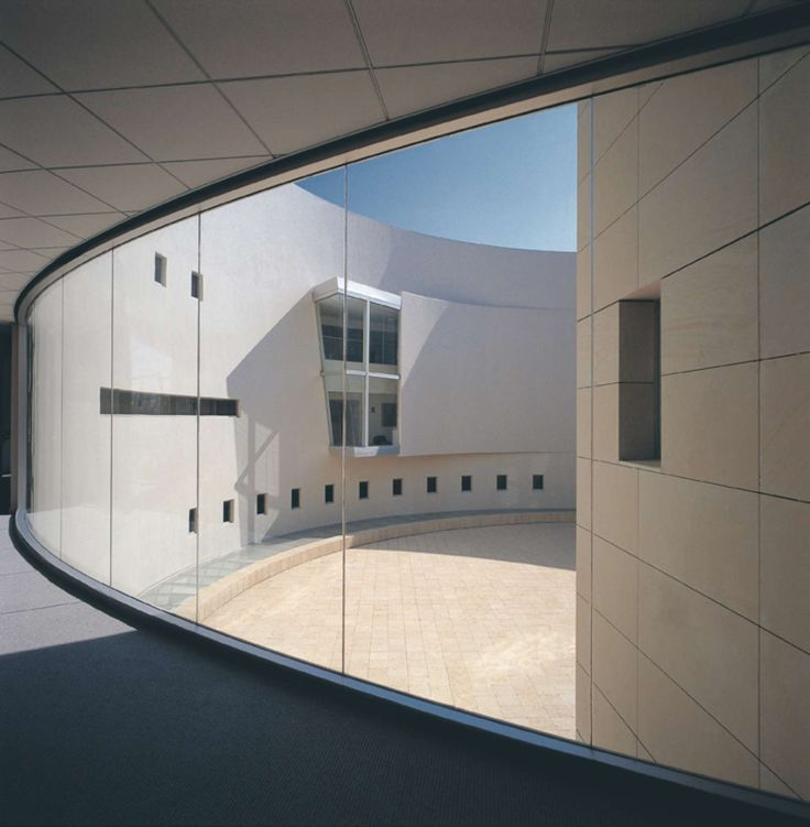 University Senate Center   Beer Sheva, Israel A Project By: Chyutin  Architects
