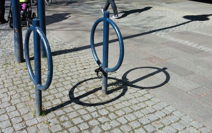 Bike parking lyngby