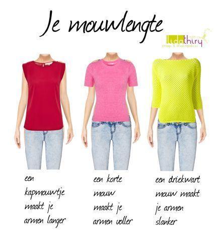 Dit doet een mouw met je armen | www.lidathiry.nl | klik op de foto voor meer informatie